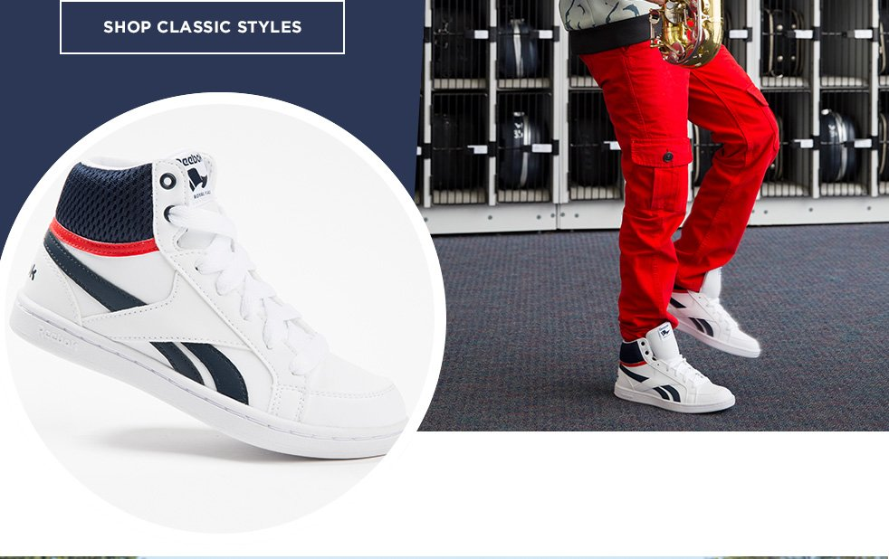 5-shop classic sneakers