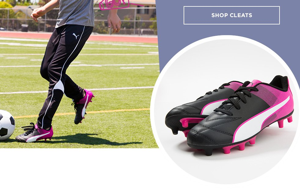 7-shop kids cleats