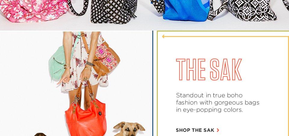 Shop The Sak