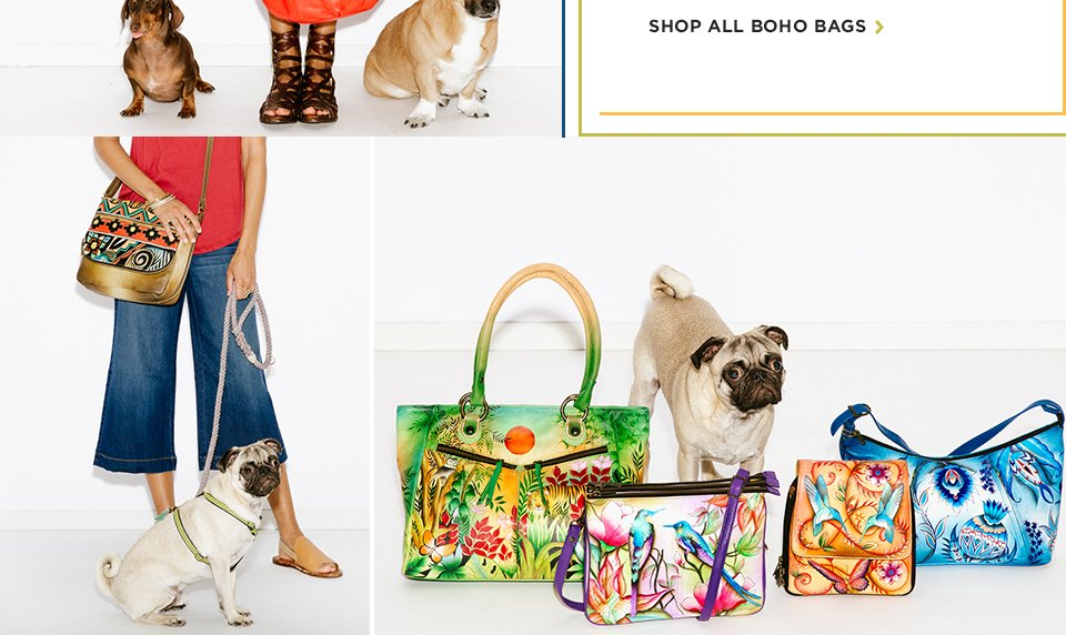 Shop All Boho Bags
