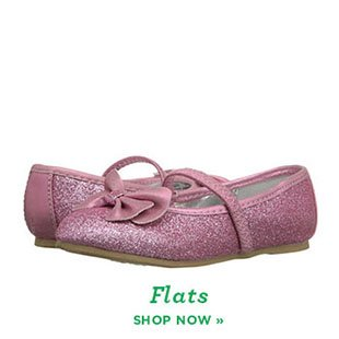 Shop Girls Easter Flats