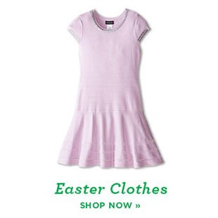 Shop Girls Easter Clothing