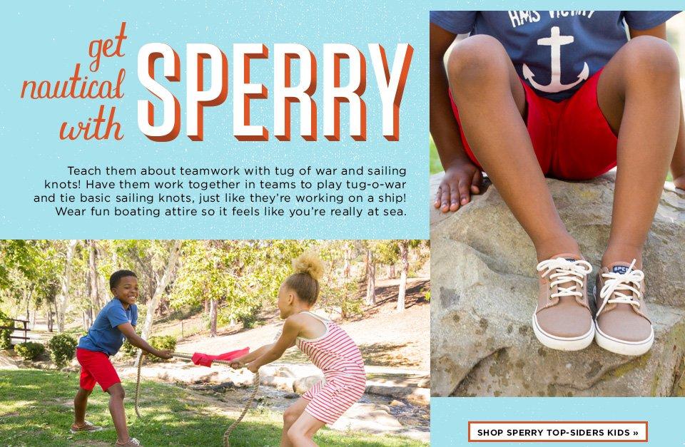 Shop Sperry Kids