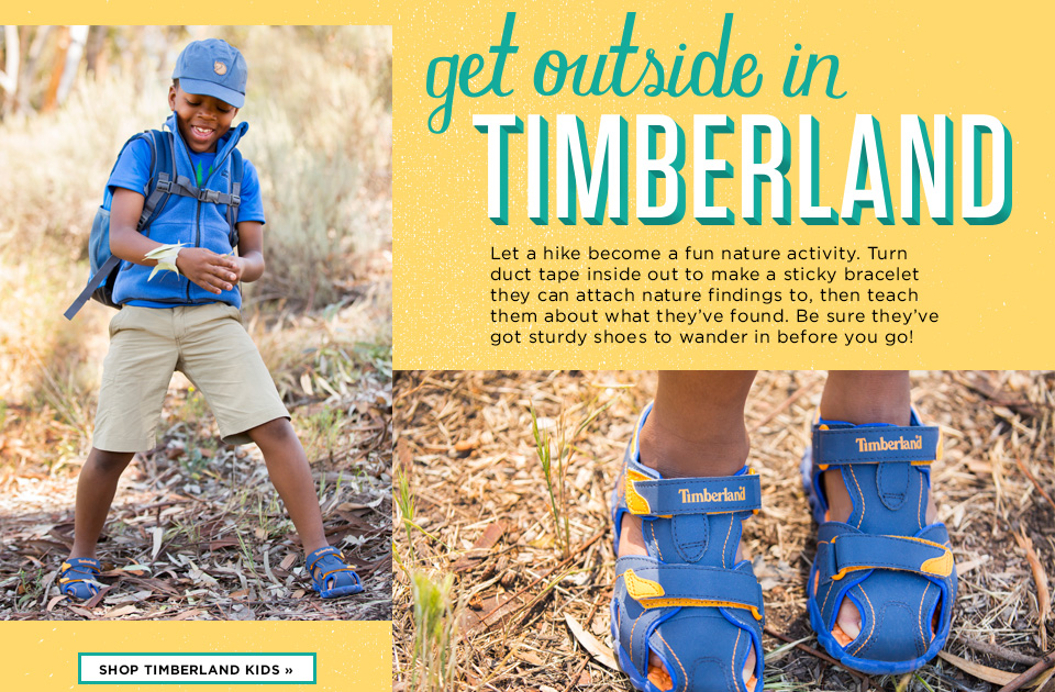 Shop Timberland Kids