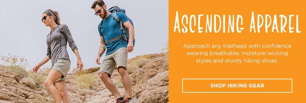 4 - Shop Hiking Gear