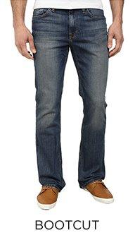 PerfectFit - Men's Bootcut Jeans