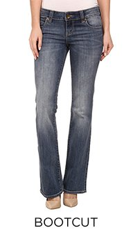 PerfectFit - Women's Bootcut Jeans