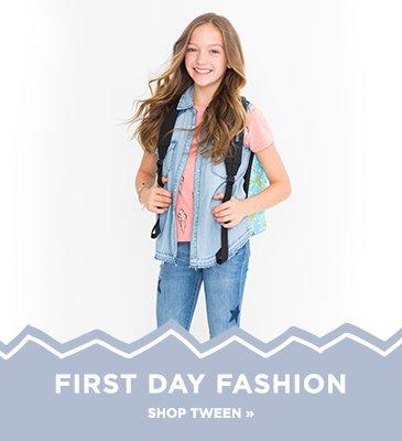 Shop First Day of School Fashion
