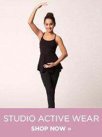 Shop Girls Athletic Studio Wear
