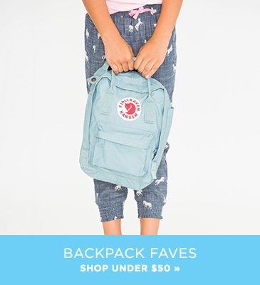 Shop Girls Backpacks under $50