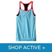 Shop Girls Active Clothing