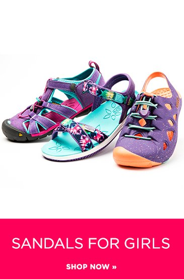 Promo1: Shop Girls Sandals
