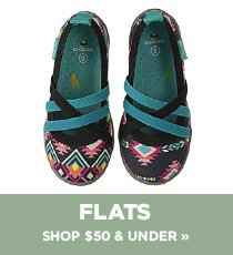 Shop Girls Flats $50 and Under
