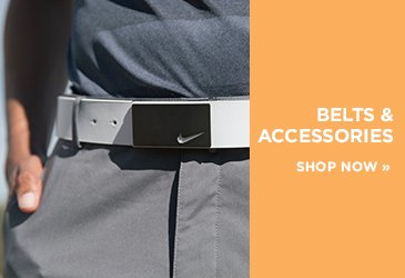 Promo - Golf Belts & Accessories