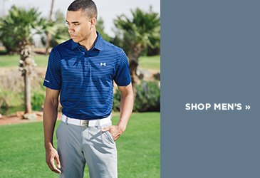 Promo - Shop All Men's Golf