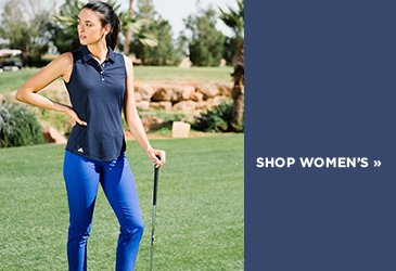 Promo - Shop All Women's Golf