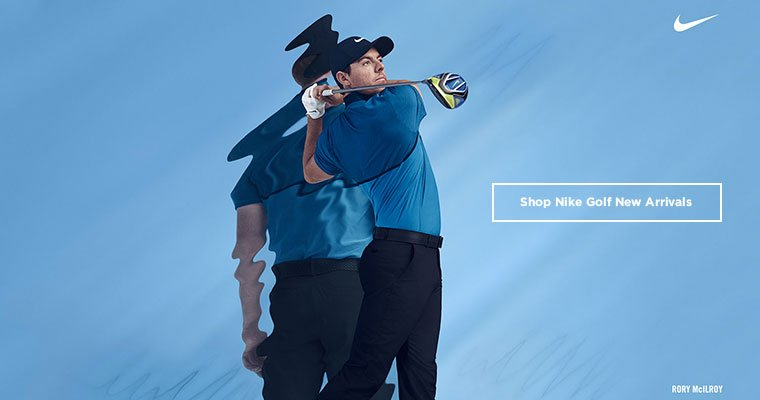 Shop New Nike Golf Arrivals