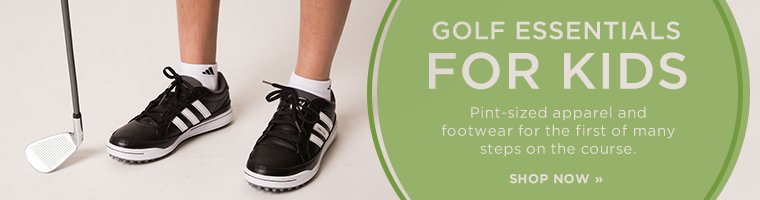 Banner - Kids Golf Shoes, Clothing, and More