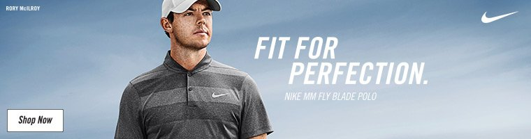Banner - Nike Fly Blade Polo featuring Rory McIlroy