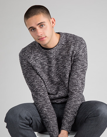 Image of a Man in a Sweater