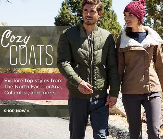 Hero-3-CozyCoats-23-10-2016 Explore top styles from The North Face, Prana, Columbia and more! Shop Now.