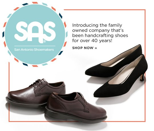 Hero-4-SAS-4-12-2016 SAS Introducing the family owned company that's been handcrafting for over 40 years!