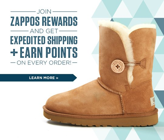 Hero-2-Loyalty-4-12-2016 Join Zappos Rewards and get expedited shipping. Plus earn points on every order.