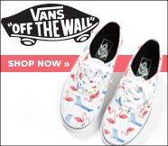 Vans Off The Wall. Shop Now.