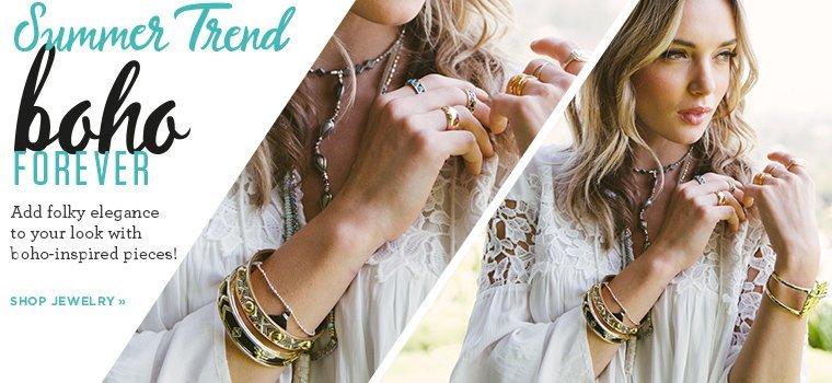 Shop Boho Jewelry