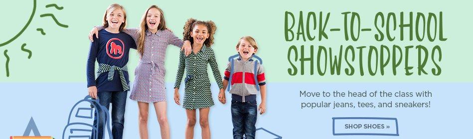 Kids Hero: Shop Back to School Shoes
