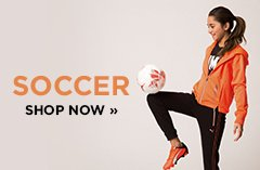 Shop Kids Soccer Clothing and Shoes