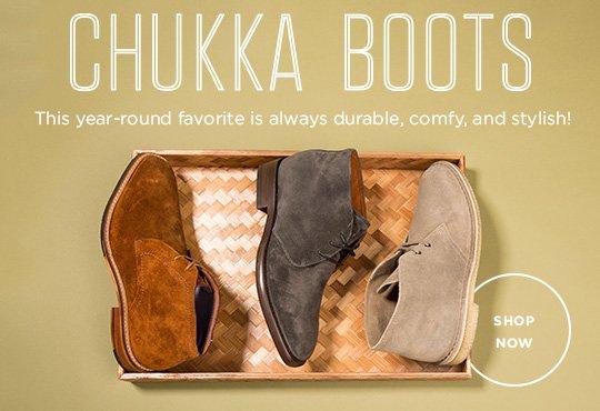 Shop Chukka boots