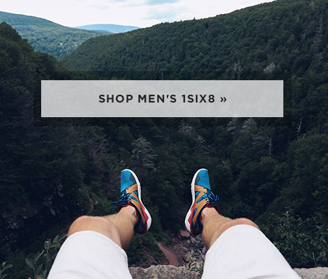 shop the 1six8 collection by merrell for men