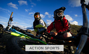 Shop TNF by Activity - Action Sports