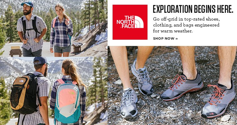 Hero - The North Face - Clothing, Backpacks, Gear for Hiking and Lifestyle