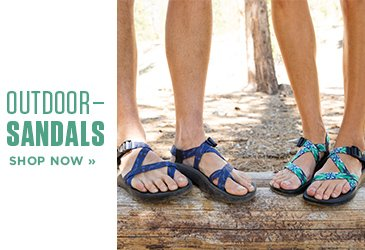 Promo - Shop Outdoor Sandals