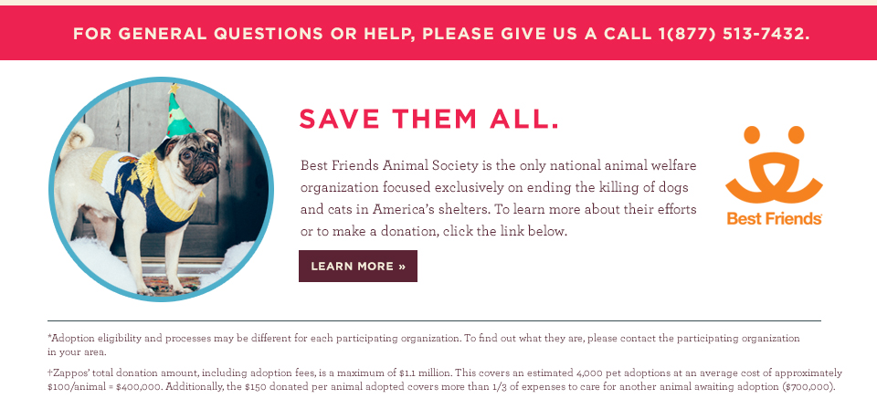 Learn more about Best Friends Animal Society