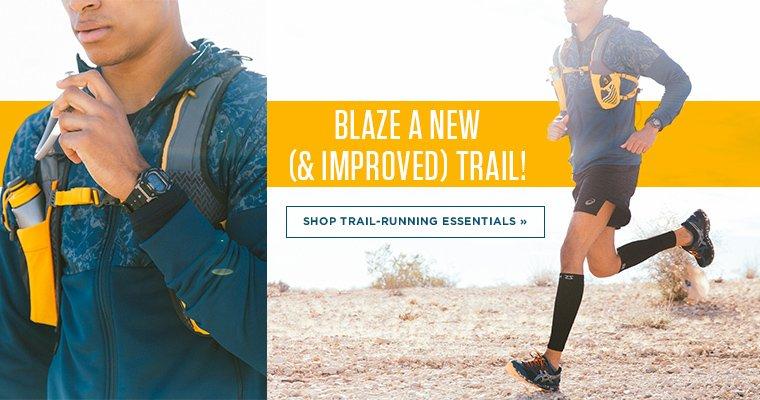 Running - Hero - Trail Running Shoes