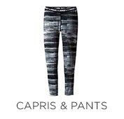 Running Pants & Capris