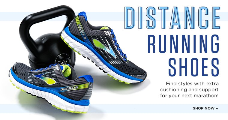 Shop Distance Running Shoes Now