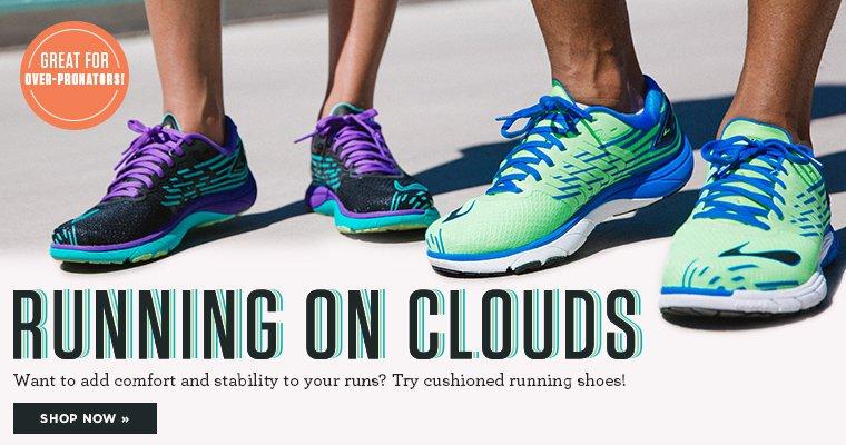 Hero - Maximum Cushioned Running Shoes for Distance Runners and OverPronators