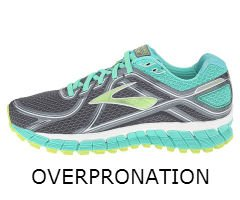 Overpronation Shoes