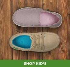 cp-3-kids-2016-10-4 Shop kid's Sanuks. Image of kid's shoes.