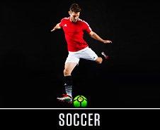 Shop Soccer Gear