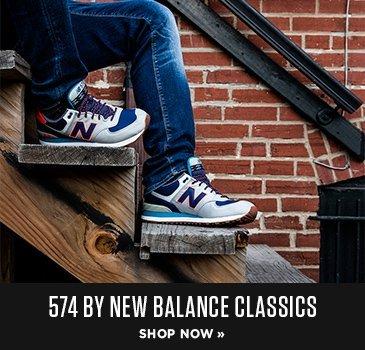 Promo - 574 New Balance Classics