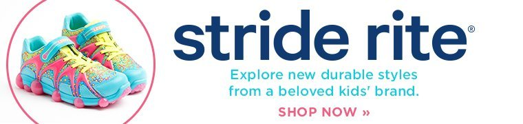 Shop the Stride Rite Lookbook for shoes and sandals