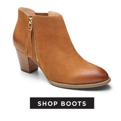 cp-1-ShopBoots-13-9-2016- Shop Boots. Image of a tan ankle bootie.