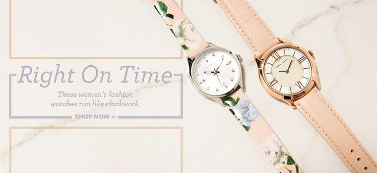 Shop Women's Fashion Watches