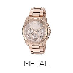 Shop Metal Watches