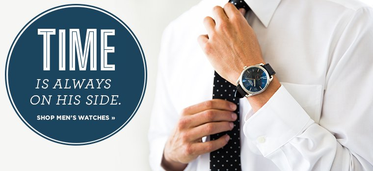 Shop Mens' Watches